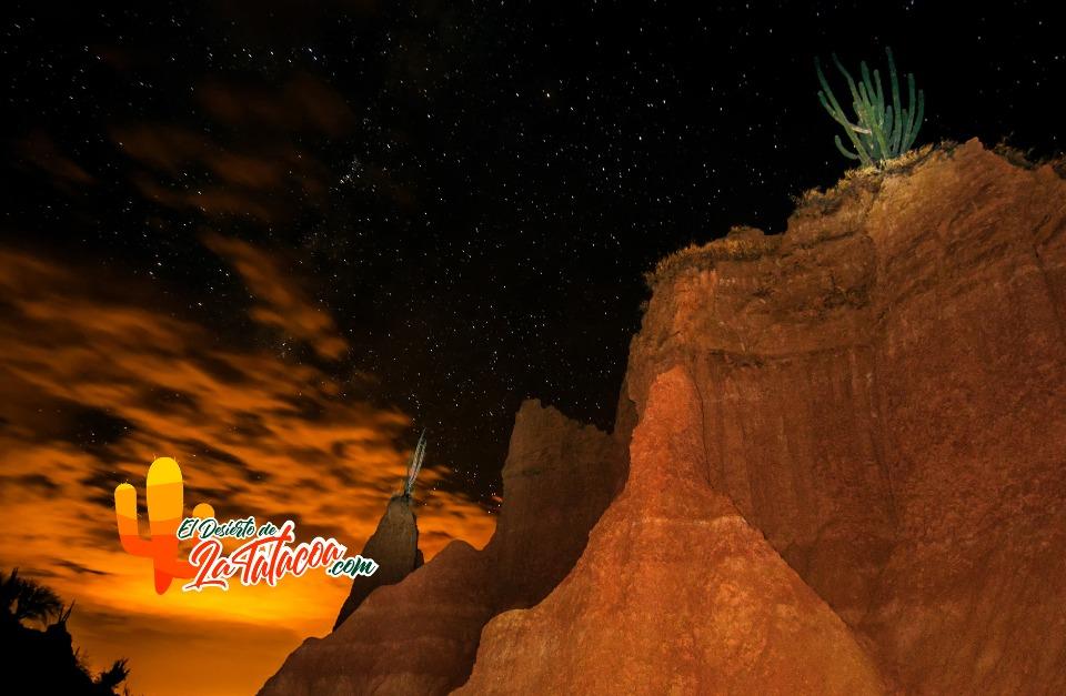 paisajes en el desierto de la tatacoa