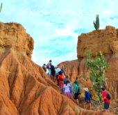 Caminatas en el Desierto