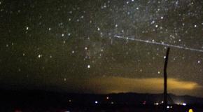 El Desierto, el mejor lugar para observar las estrellas