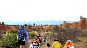 Semana Santa en El Desierto de La Tatacoa