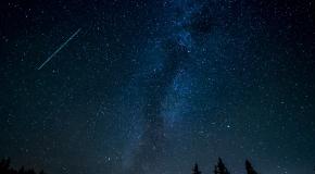 Diciembre: Lluvia de estrellas Gemínidas