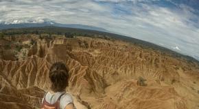 Senderismo en el Desierto de la Tatacoa