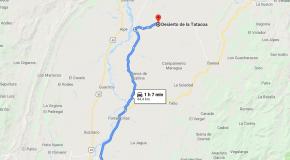 ¿Cómo llegar al Desierto de La Tatacoa desde Neiva?