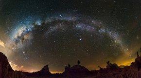 Agosto: Lluvia de Estrellas Perseidas