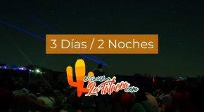 iPlan: 3 días, 2 noches en el Desierto de La Tatacoa