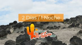 iPlan: 2 días, 1 noche en El Desierto de La Tatacoa
