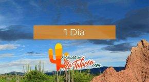iPlan: Un día en El Desierto de La Tatacoa