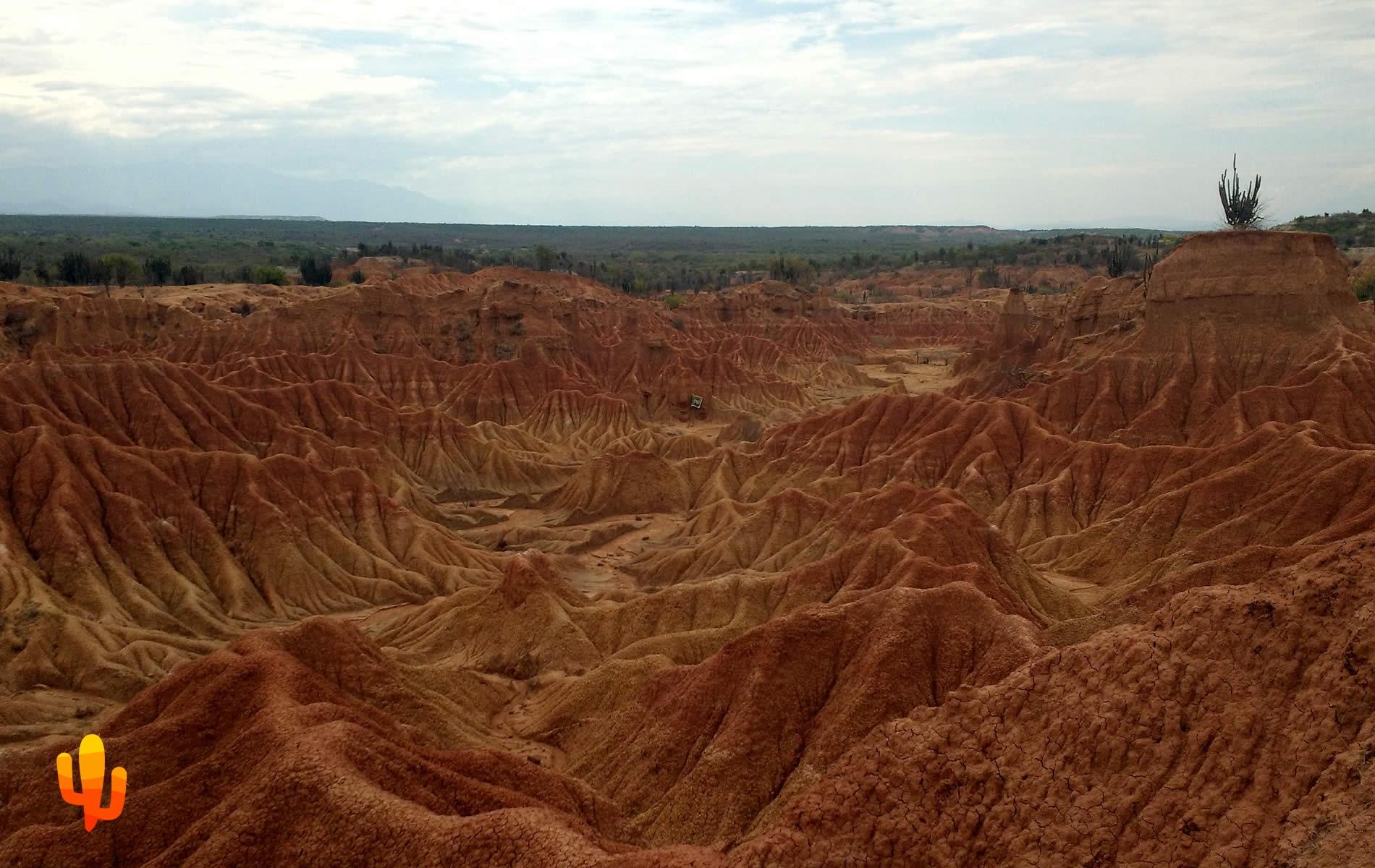 Caminatas en el Desierto Rojo