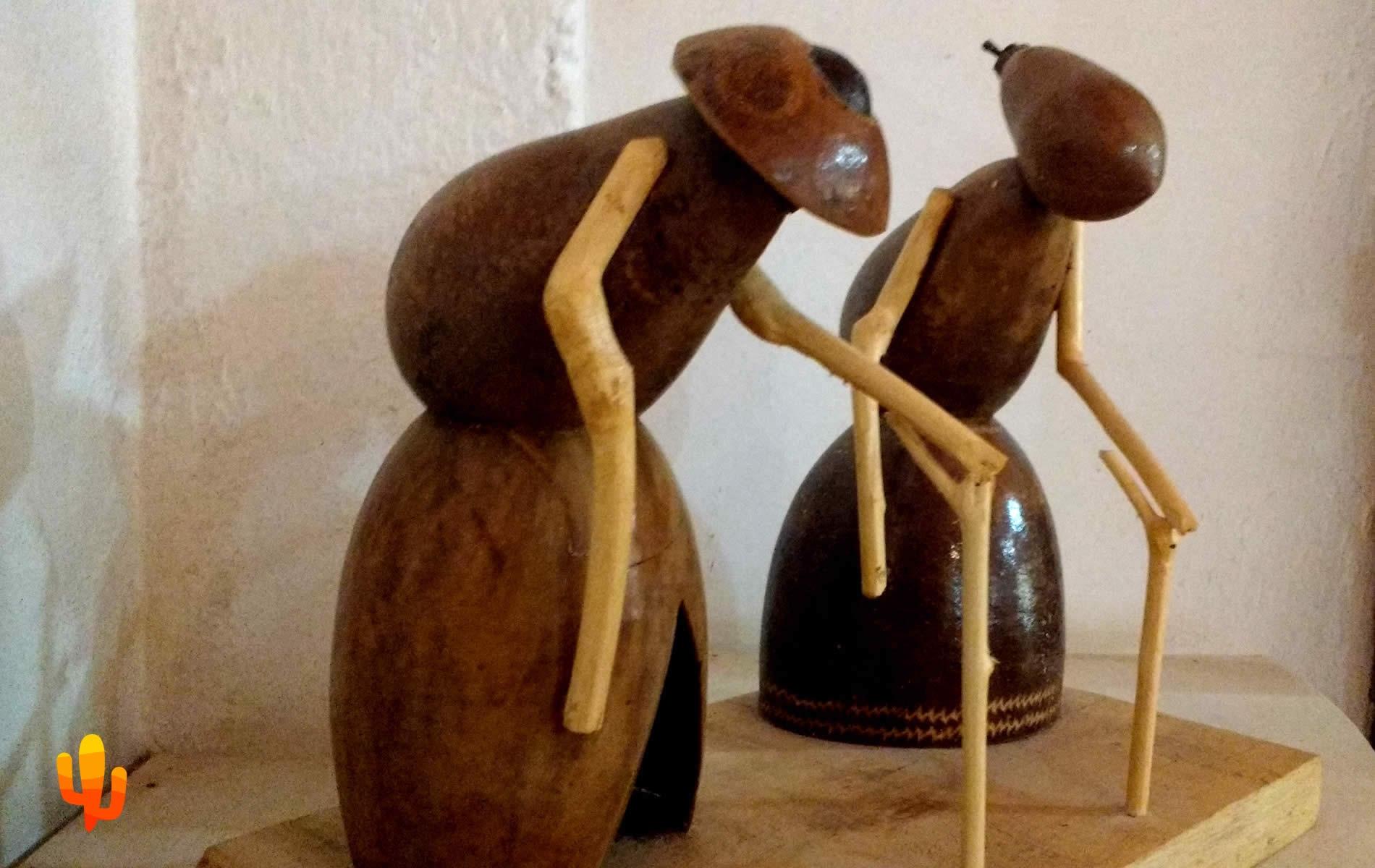 Visita al Museo Artesanal La Casa del Totumo
