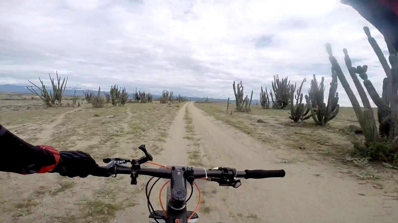 Bici Travesías en el Desierto de la Tatacoa
