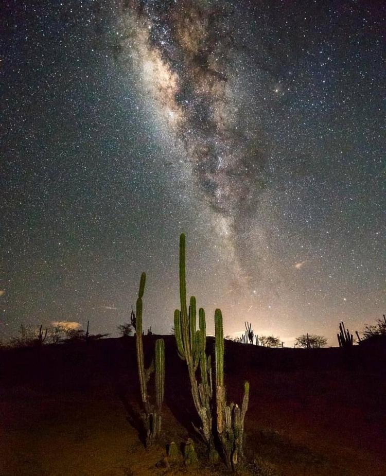 El Desierto de La Tatacoa certificado como destino de turismo astronómico