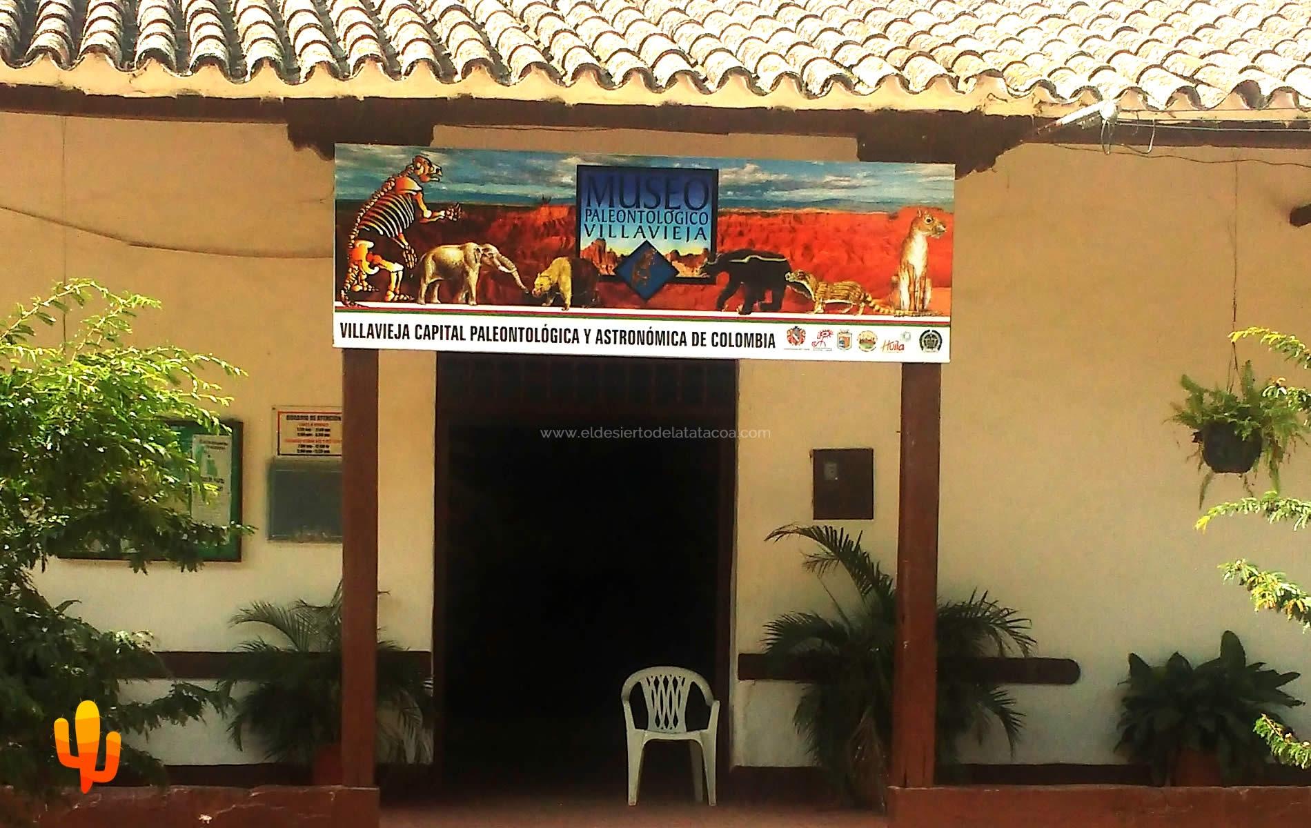 Museo Paleontológico de Villavieja