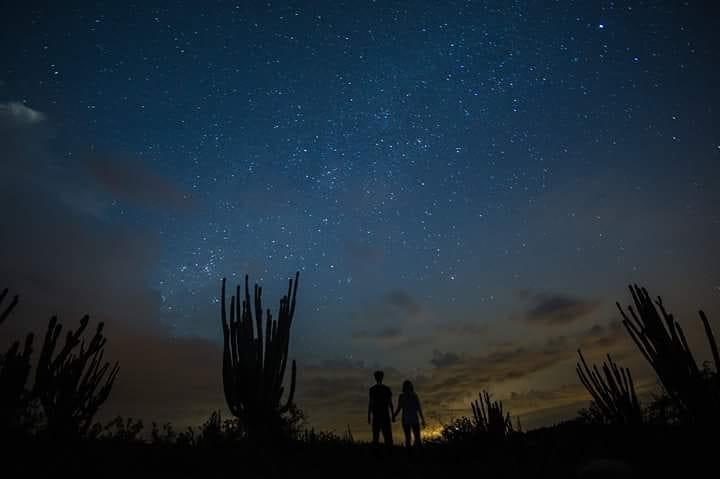 Astronomía en El Desierto de La Tatacoa
