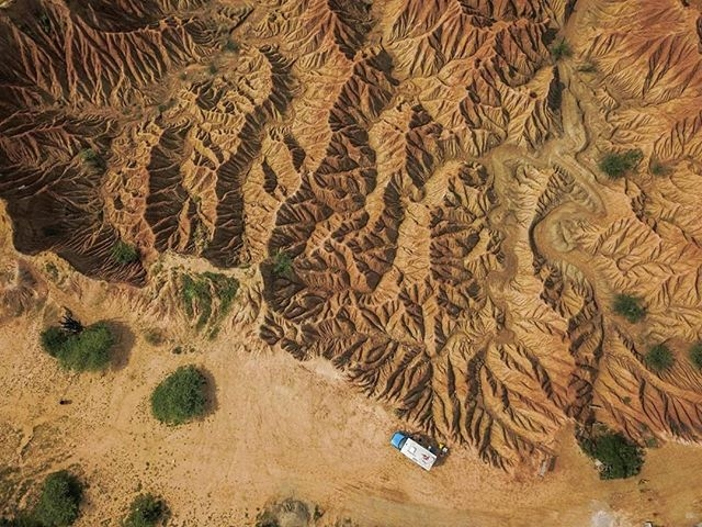 6 datos curiosos sobre El Desierto de La Tatacoa