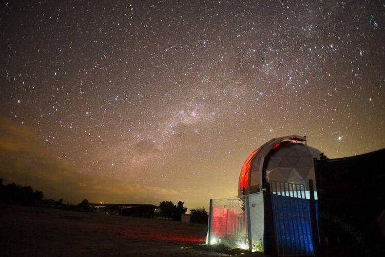 Fotos de noche en el Desierto de La Tatacoa