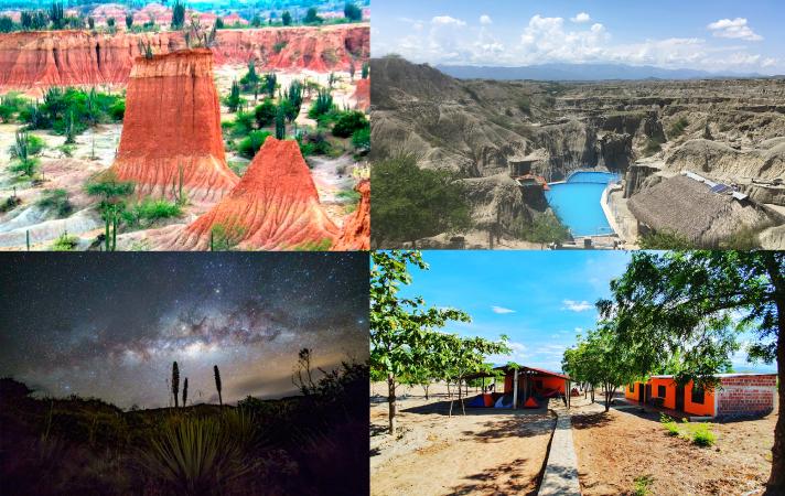 ¿Qué hacer en el Desierto de La Tatacoa?